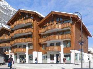 فندق 1-Apartment Zur Matte B